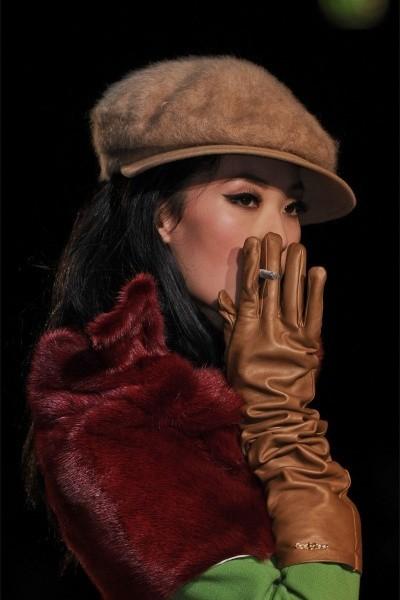 Новые лица: Лина Чжан, модель. Изображение № 25.