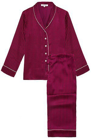 Пижамы из шелка Olivia von Halle. Изображение № 7.