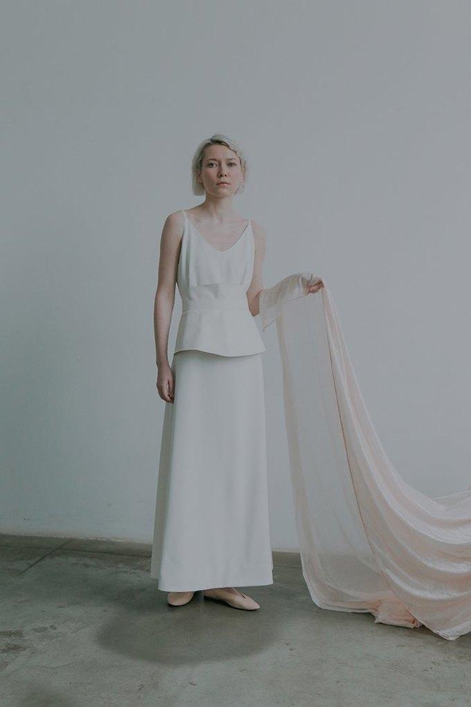 Antrerobe представили вторую коллекцию свадебной одежды. Изображение № 4.