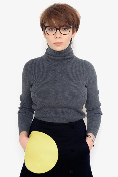 Директор по продажам  Инна Власихина  о любимых нарядах. Изображение № 12.