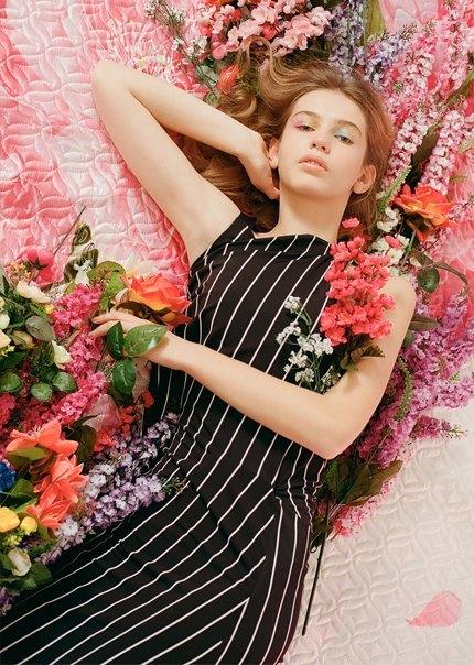Круизная коллекция Balenciaga в съёмке SVMoscow. Изображение № 13.