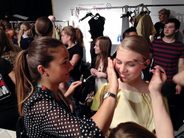 Дневник модели: Ирина Николаева о своем первом опыте на Лондонской неделе моды. Изображение № 25.