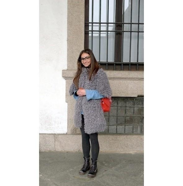 Изображение 15. Milan Fashion Week: день шестой — луки.. Изображение № 15.