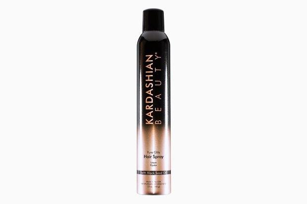 Спрей для укладки Kardashian BeautyPure Glitz Hair Spray. Изображение № 9.