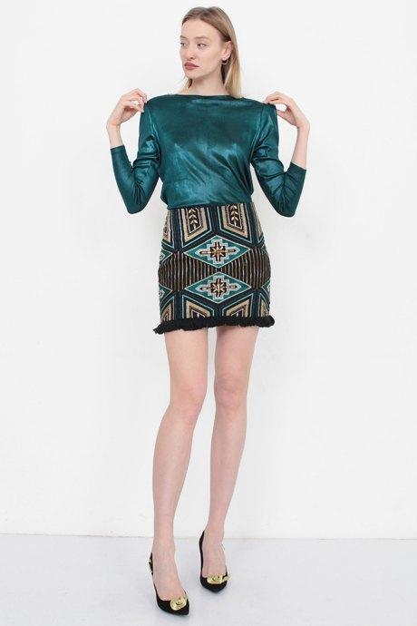 Телеведущая и модель Маша Миногарова о любимых нарядах. Изображение № 15.