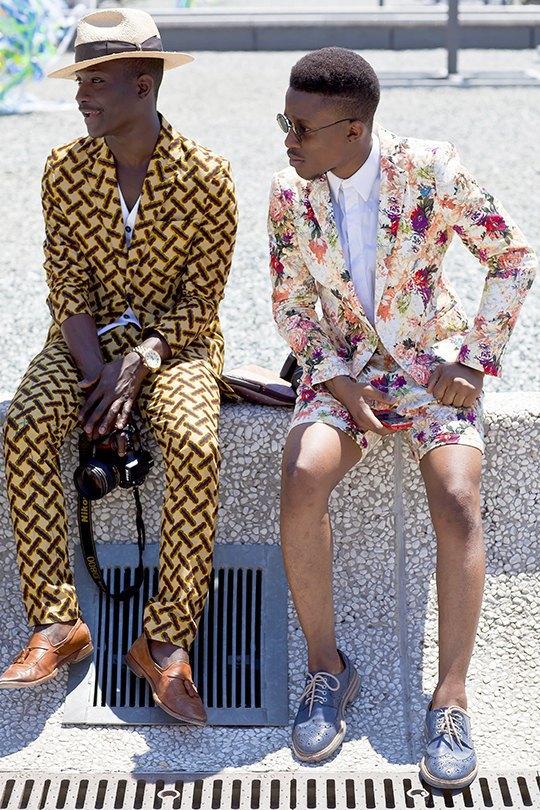 Красивые  мужчины  на Pitti Uomo. Изображение № 30.