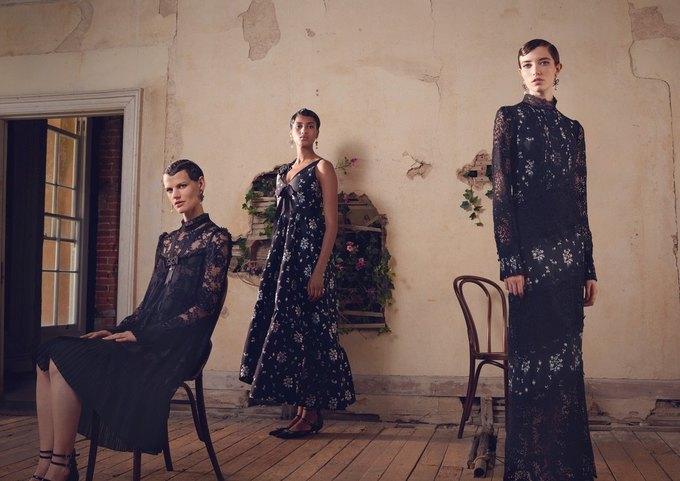 Вышла рекламная кампания коллаборации  Erdem x H&M. Изображение № 5.