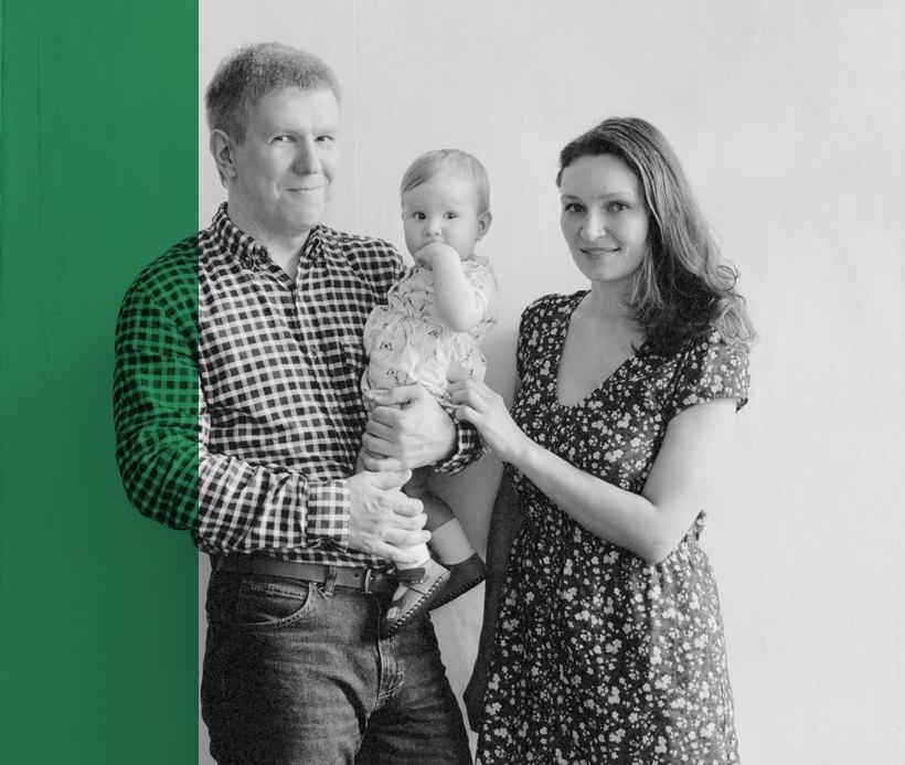 Молодые родители о том, как меняется жизнь с появлением ребёнка. Изображение № 2.