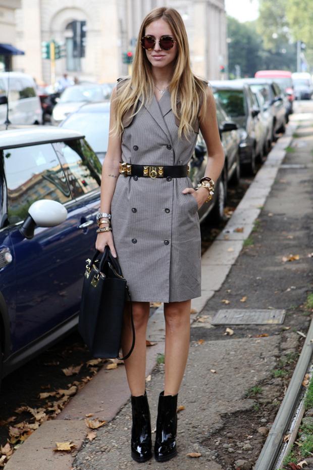 Streetstyle: Неделя моды в Милане. Изображение № 55.