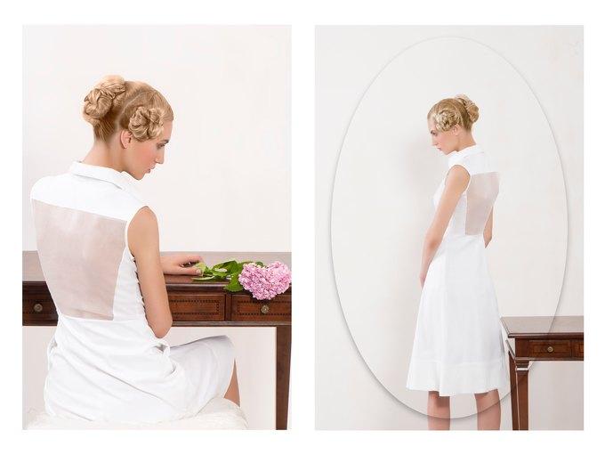 Фото Евгения Павленко, стиль Ксения Шнайдер, модель Ксения Биличкевская. Изображение № 3.