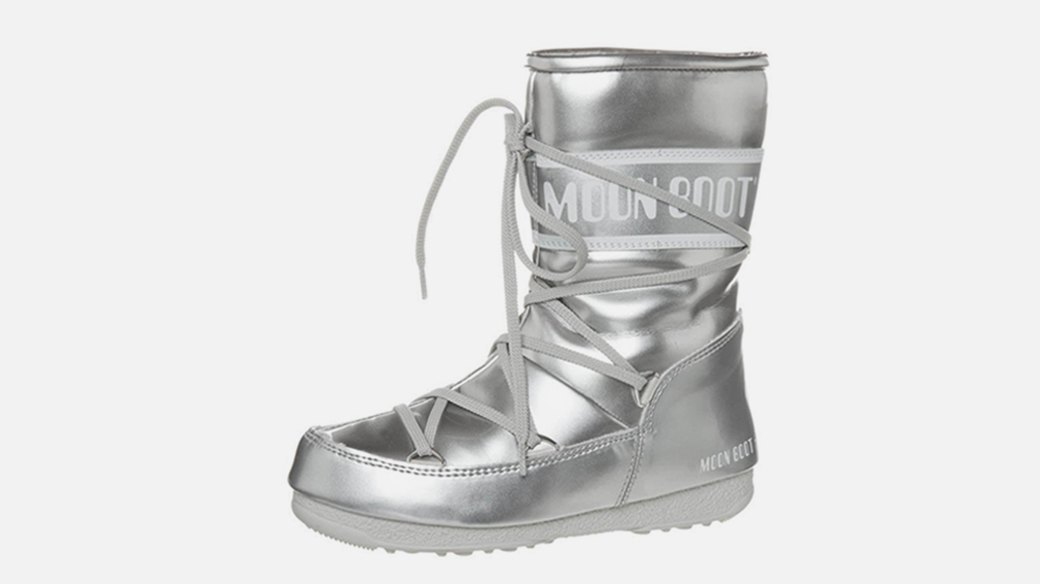 Вездеход: 12 пар уродливой, но обаятельной зимней обуви. Изображение № 11.