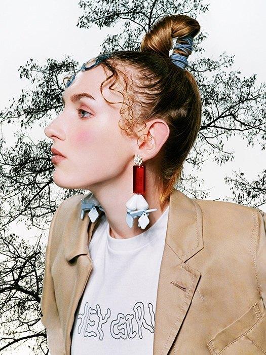 Украинские фотографы Synchrodogs сняли лукбук для Леди Гаги. Изображение № 13.
