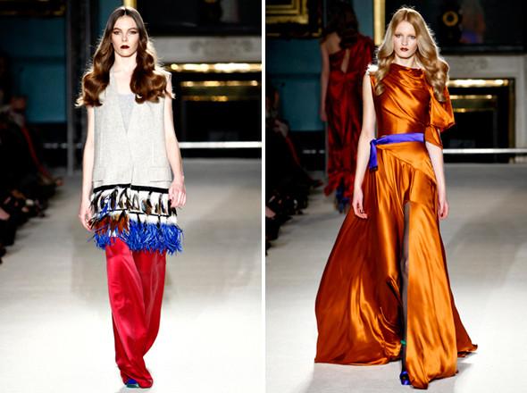 Показы на London Fashion Week AW 2011: день 5. Изображение № 18.
