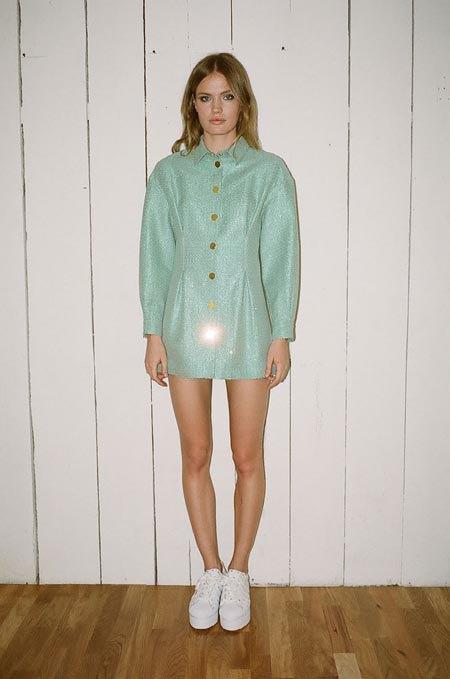 Пижамы, комбинации и халаты в новой коллекции Walk of Shame. Изображение № 15.