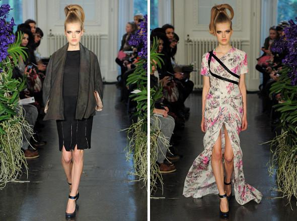Показы на London Fashion Week AW 2011: день 2. Изображение № 6.
