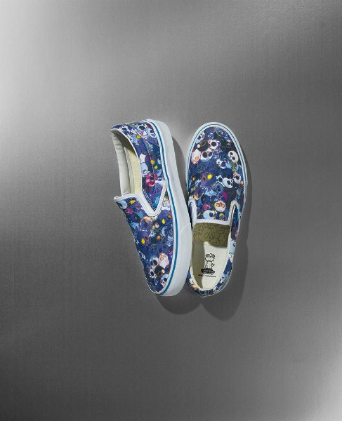 Художник Такаси Мураками создал коллекцию для Vans. Изображение № 2.