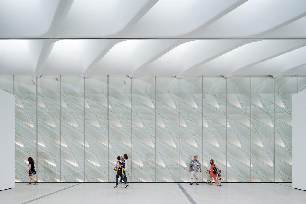 Музей современного искусства The Broad  в Лос-Анджелесе. Изображение № 4.