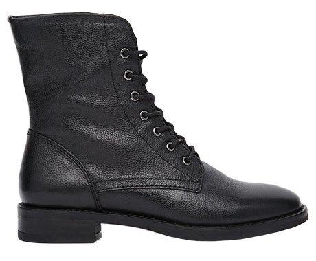 Что носить осенью:  10 пар высоких ботинок  на шнуровке. Изображение № 2.