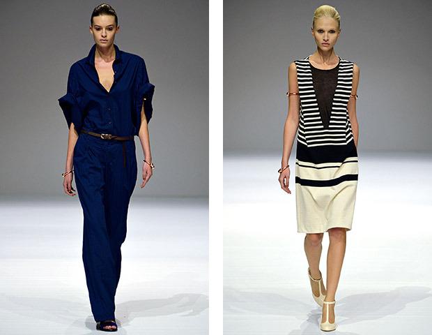 Неделя моды в Париже: показы Veronique Branquinho, Cedric Charlier, Anthony Vaccarello и Aganovich. Изображение № 3.