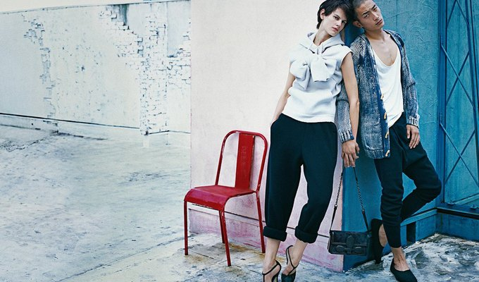 Араки снял рекламу  Bottega Veneta. Изображение № 1.