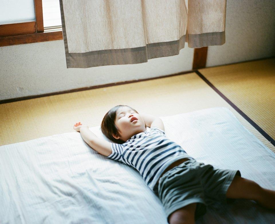 «Хару и Мина»: Летопись детства. Изображение № 10.