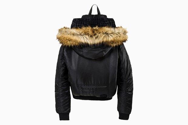 Рианна создала для Puma рюкзак-куртку. Изображение № 1.