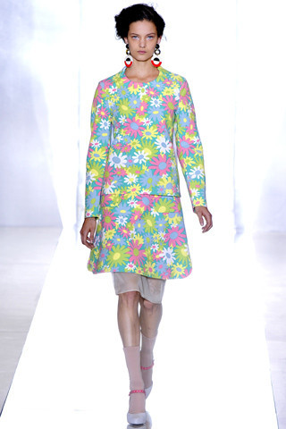Milan Fashion Week: Показ Marni SS 2012. Изображение № 9.