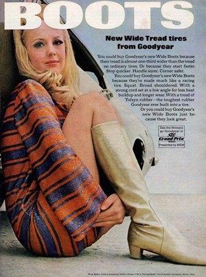 По колено: Как менялась мода на сапоги. Изображение № 3.