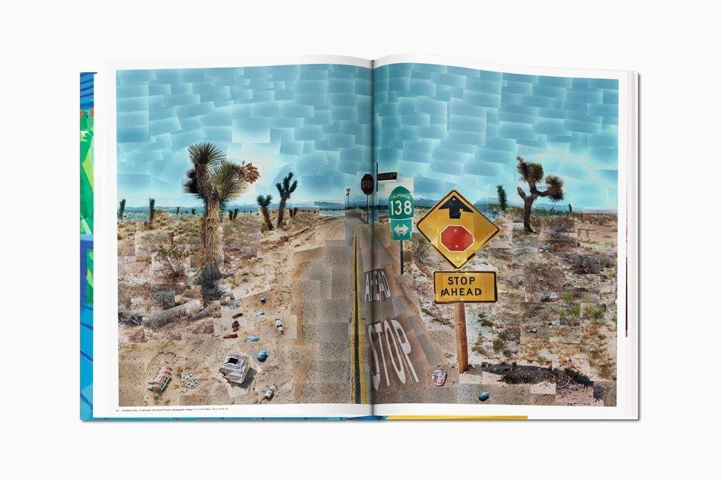 Гигантский альбом Taschen с работами Дэвида Хокни. Изображение № 4.