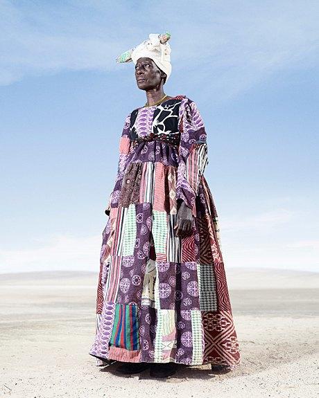 «Гереро»: мода африканского племени как символ неповиновения. Изображение № 20.