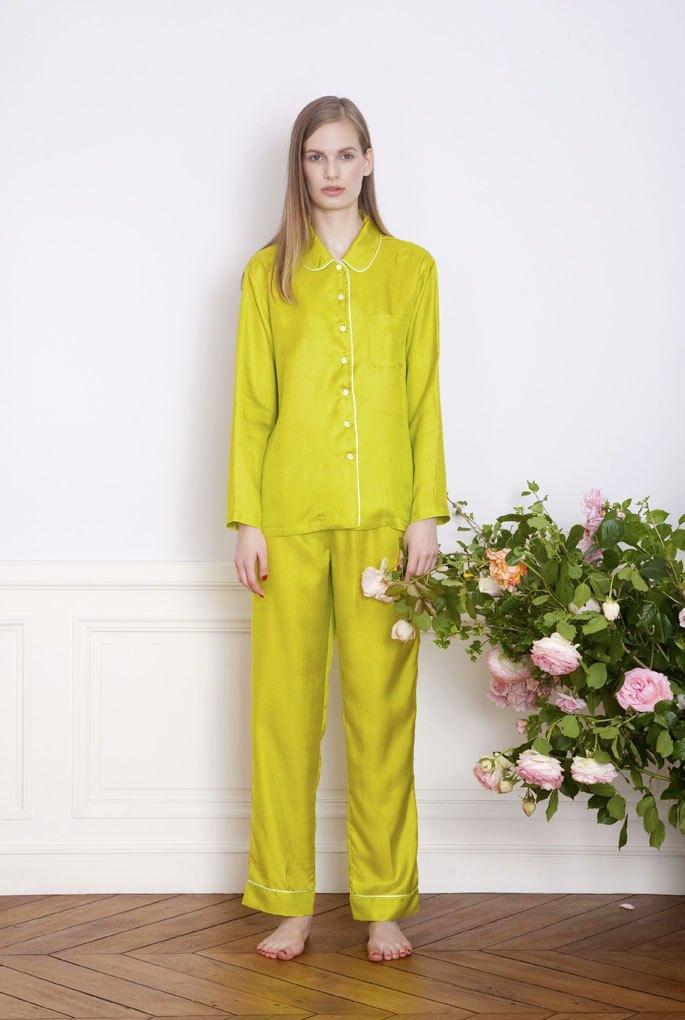 Пижамы из шелка Raphaëlla Riboud. Изображение № 5.