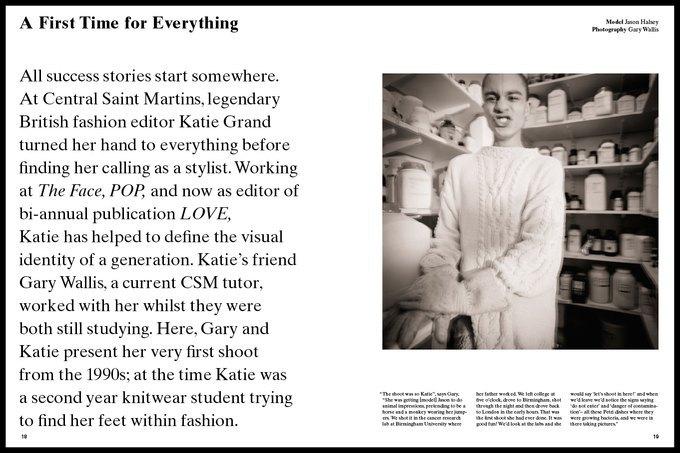 Как превратить блог  о Central Saint Martins в печатный журнал. Изображение № 1.