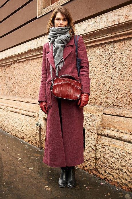 Стритстайл: Неделя моды в Милане,  часть II. Изображение № 12.