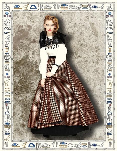 Композитки пяти модельных агентств к Нью-Йоркской неделе моды. Изображение № 50.