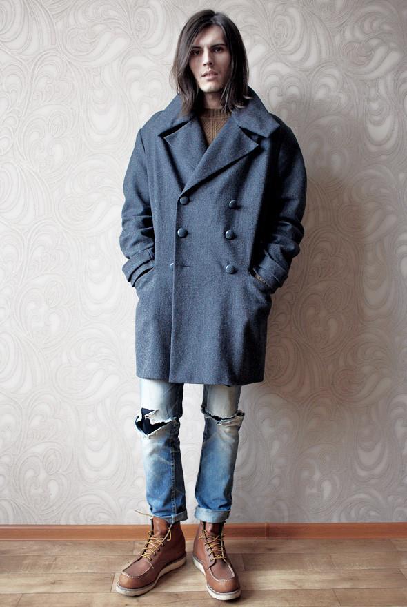 Гардероб: Андрей Толстов, модель, сотрудник магазина «КМ20». Изображение № 35.