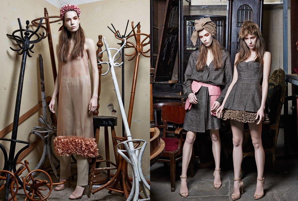 Что покупать осенью: Еще 9 коллекций ведущих российских дизайнеров. Изображение № 12.