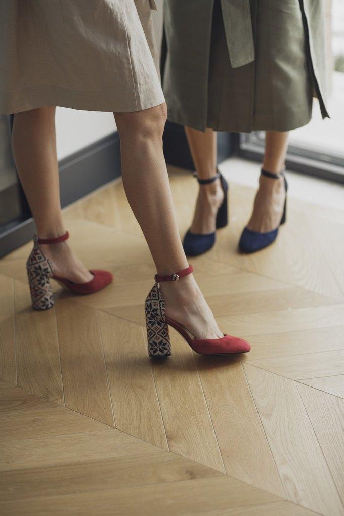 Portal и Анка Цицишвили показали совместную обувную коллекцию . Изображение № 14.