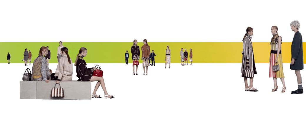 Real Fantasies:  Видеолукбук Prada,  созданный бюро AMO. Изображение № 3.