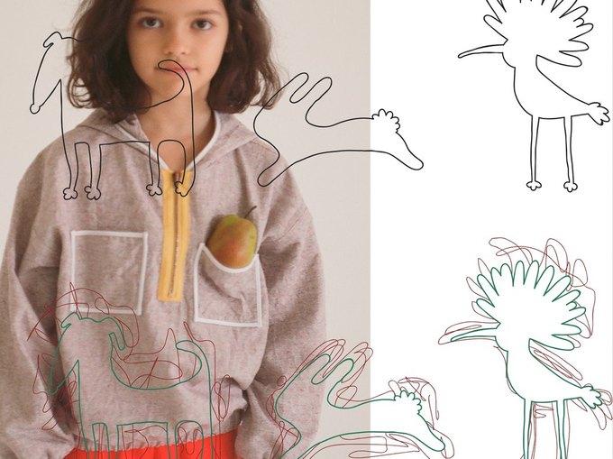 Little Pushkin представили лукбук новой детской коллекции. Изображение № 13.