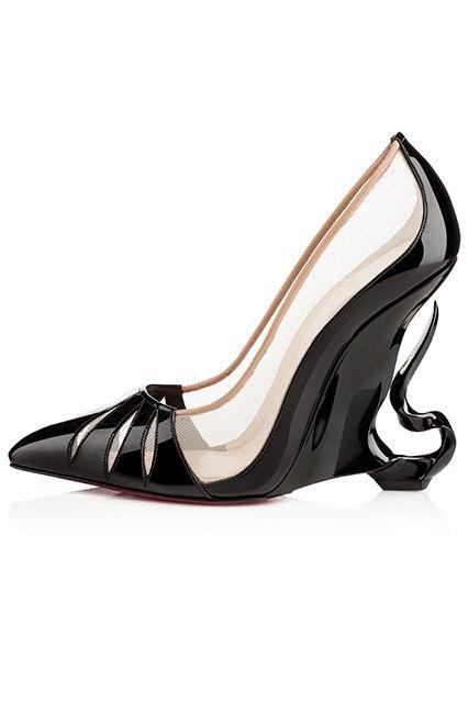 Louboutin выпустят туфли, посвященные «Малефисенте». Изображение № 4.