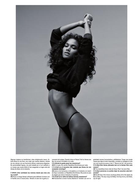 Тёмные силы: 10 чернокожих моделей. Изображение № 62.