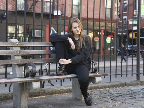 Новые лица: Юлия Сушфаляк, модель. Изображение № 5.