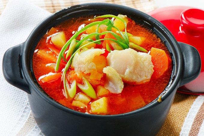 5 рыбных супов из разных стран мира. Изображение № 5.