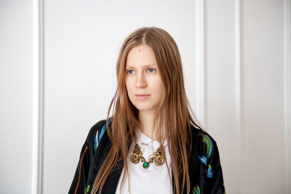 Аня Небренчина,  дизайнер марки Roi et Moi. Изображение № 4.