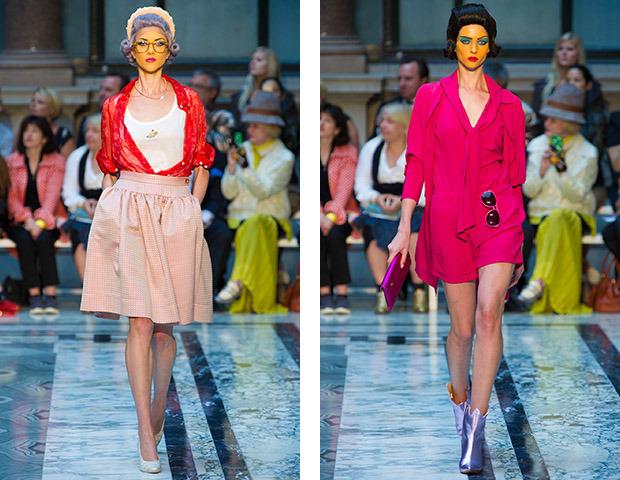 Неделя моды в Лондоне: Показы Acne, Mary Katrantzou, Vivienne Westwood и Philip Treacy. Изображение № 33.
