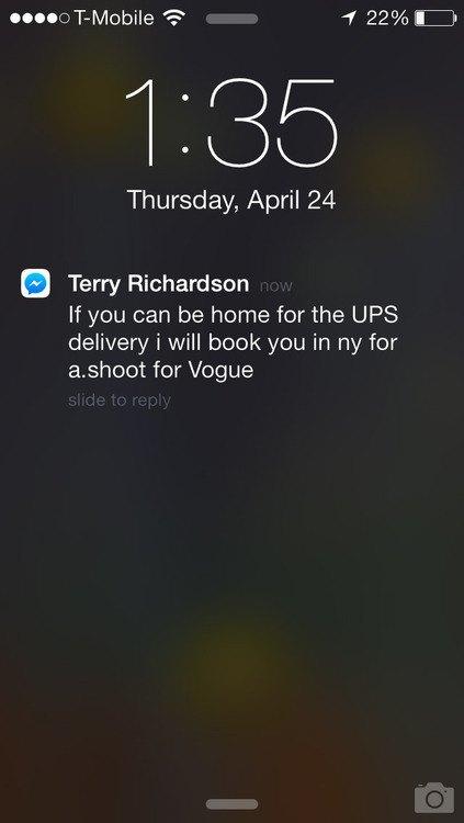 Появился тумблог «Помоги Терри Ричардсону». Изображение № 1.