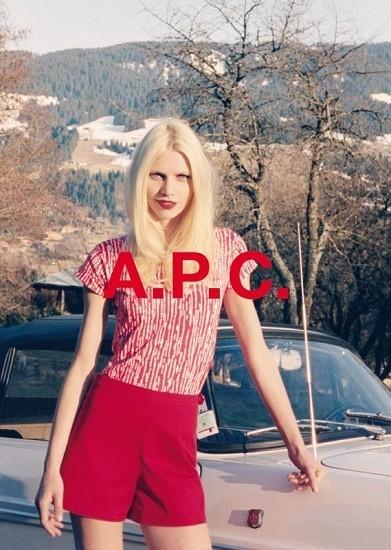 A.P.C. FW 2011. Изображение № 73.