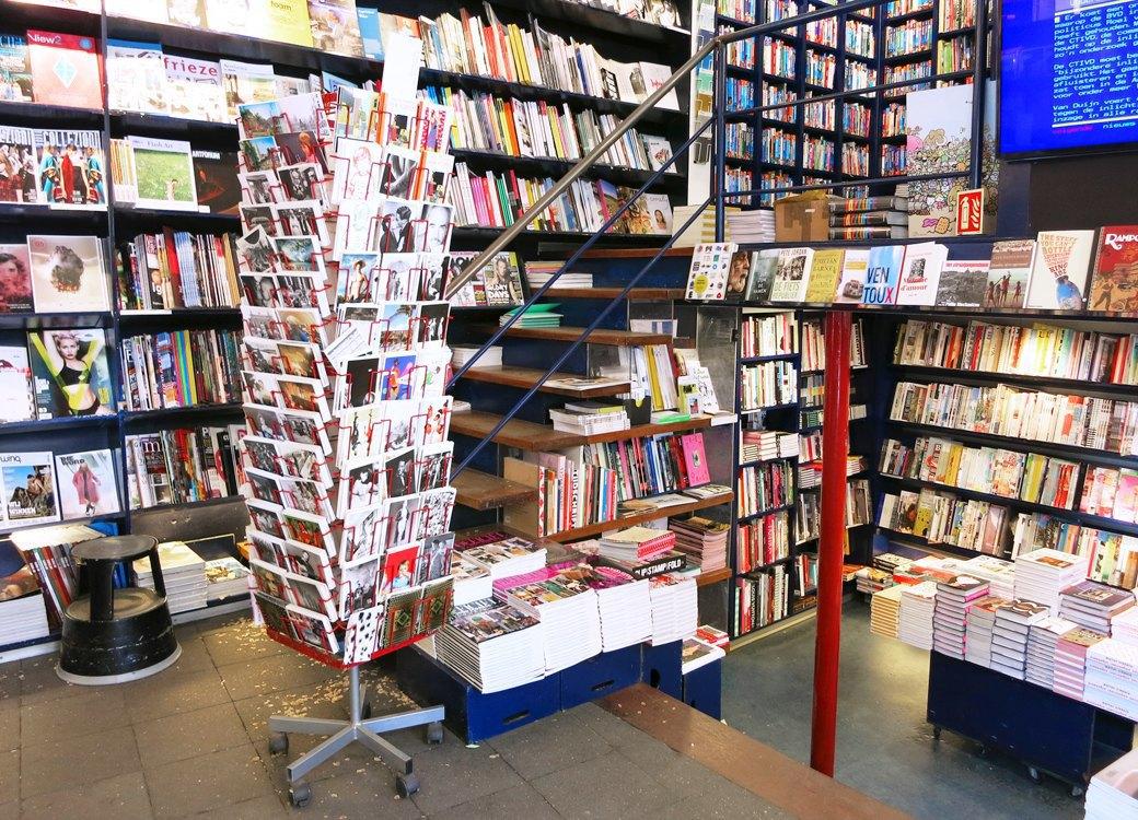 По каким магазинам ходить в Амстердаме. Изображение № 24.