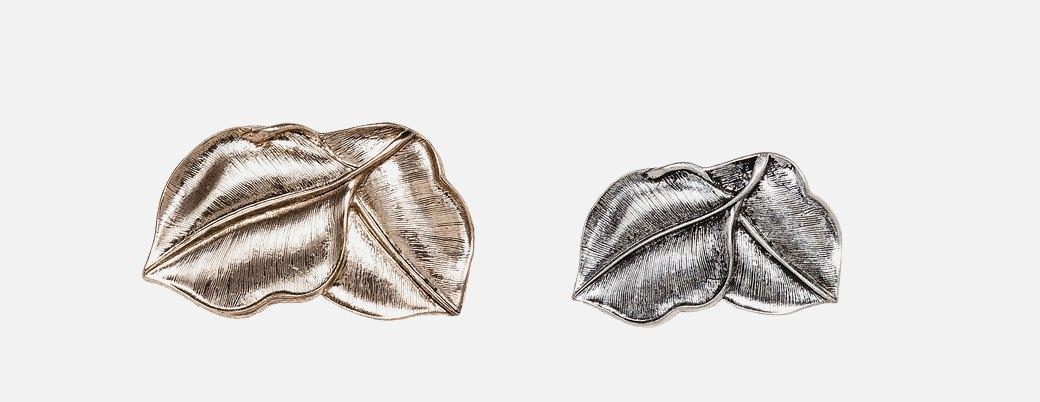 Простые, но эффектные заколки для волос Zara. Изображение № 1.