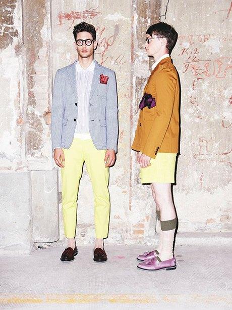 Андреа Помпилио, дизайнер мужской одежды. Изображение № 9.